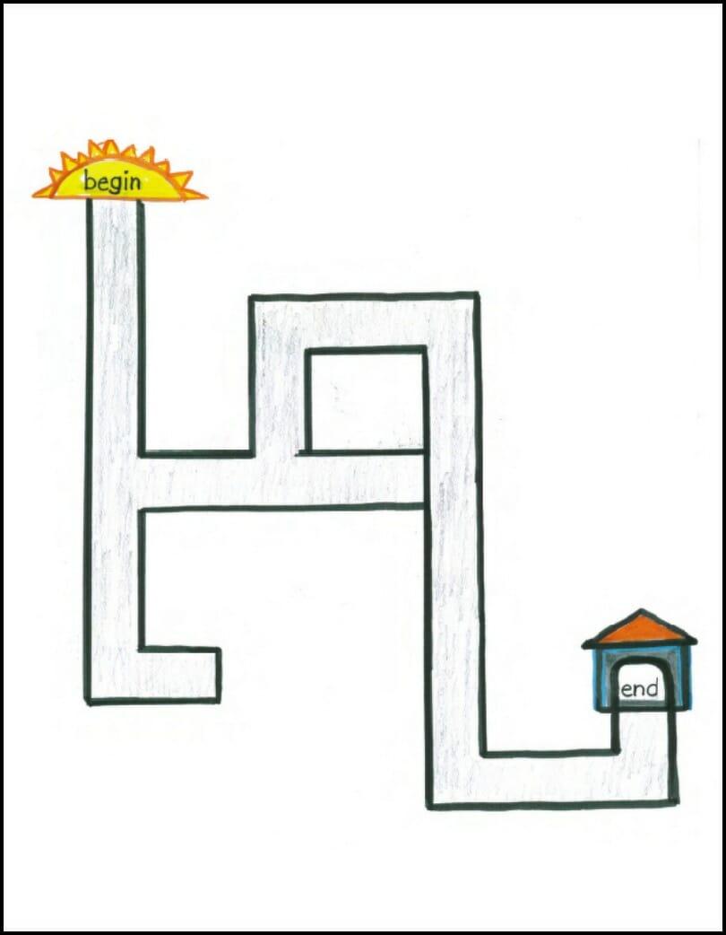 Engineer through a Maze0
