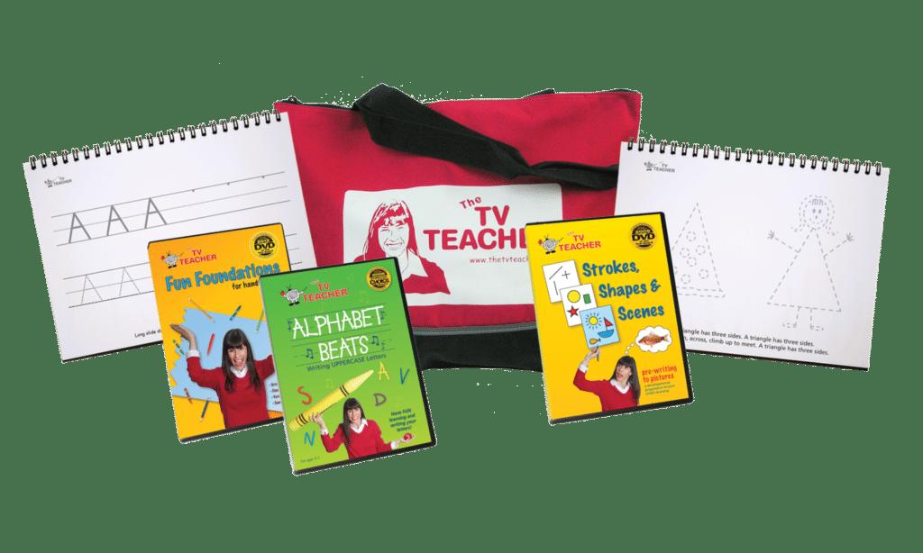 TV Teacher Complete Beginning Writers Set